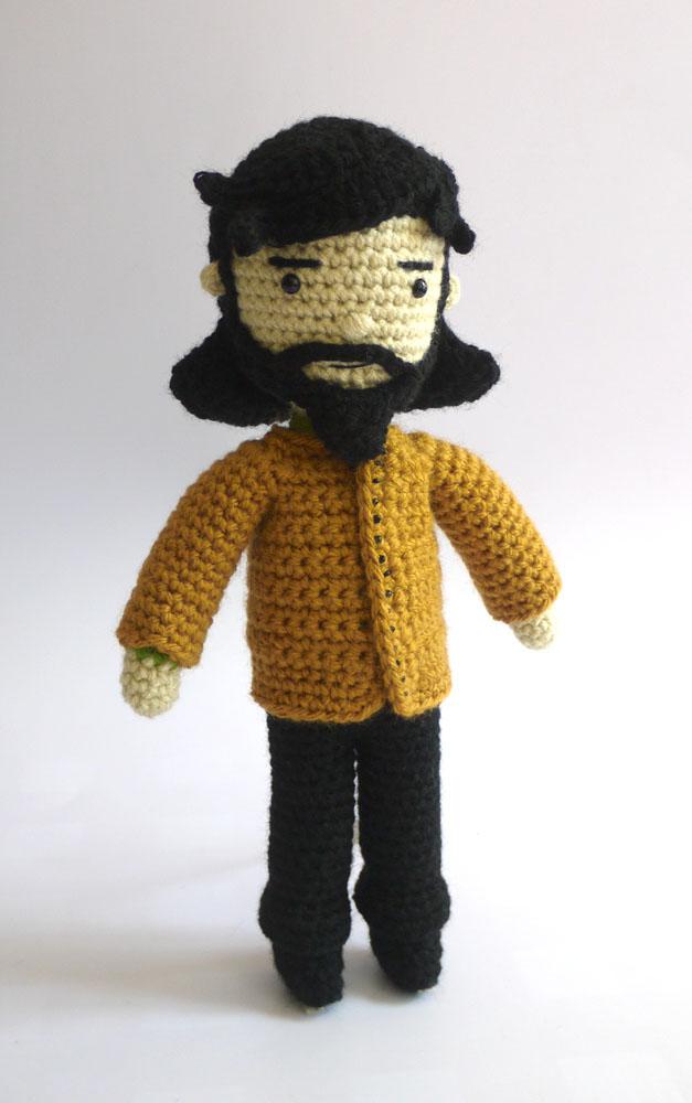crochet yellow submarine! | Meninas, Quarto de menina | 1000x627