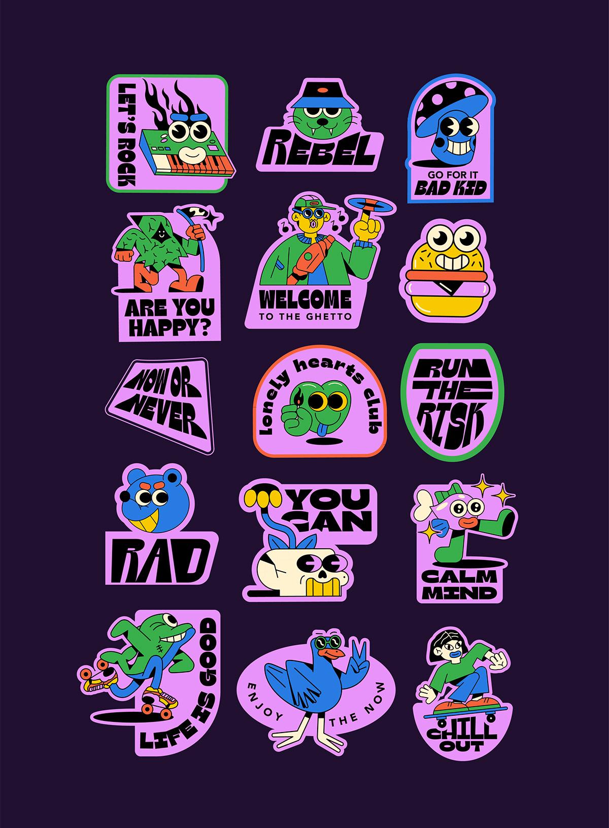 antonay Character characterdesign design diseño diseñografico graphicdesign ILLUSTRATION  ilustracion personajes