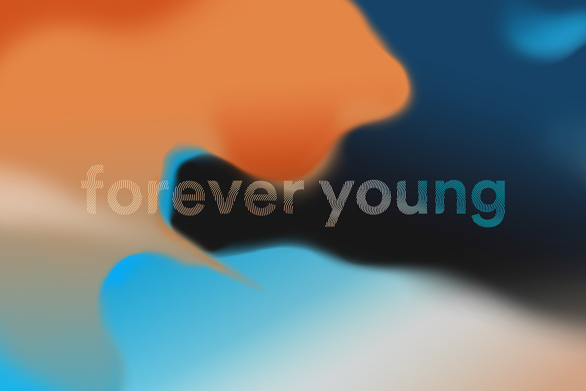 D5X Forever Young Branding
