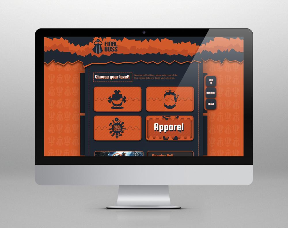 Video Games Flash Sale Company art school orange