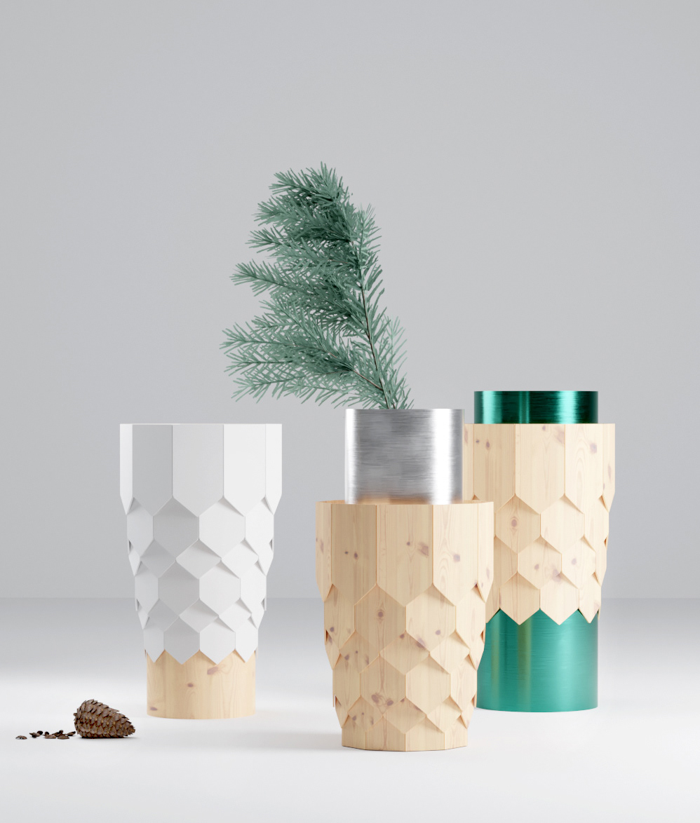 Image may contain: christmas tree
