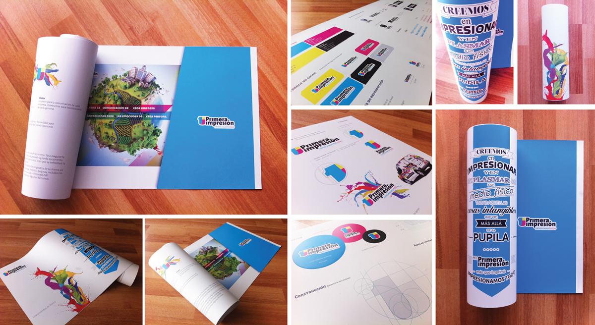 Manual de Identidad branding  diseño gráfico impresion planos Workshop Mexican painting   lettering BRANDREFRESH
