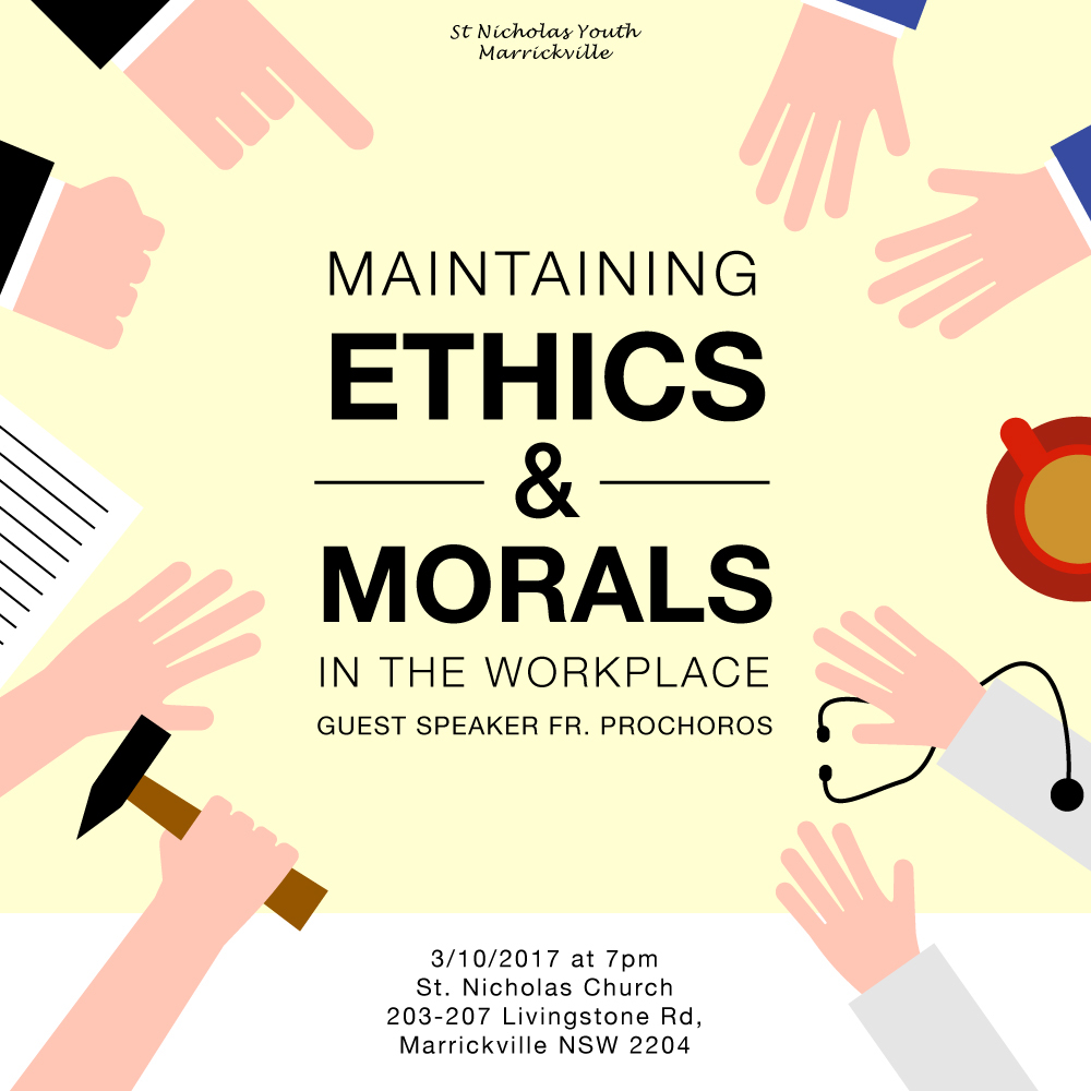 workplace morals and ethics Ethical conflicts are hardly black and white help employees navigate the grey area with our library of ethics training videos.