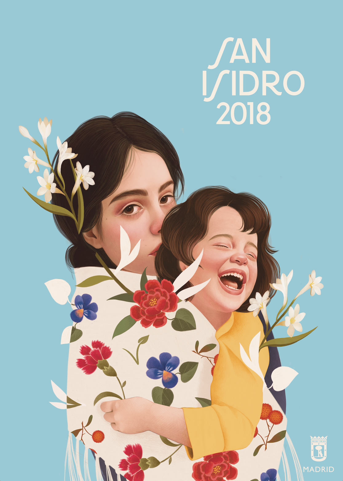 Campaña San Isidro Illustrations