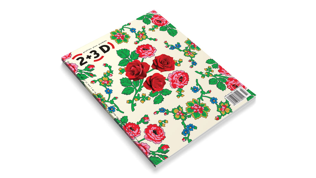 cover Flowers 2+3d pattern award