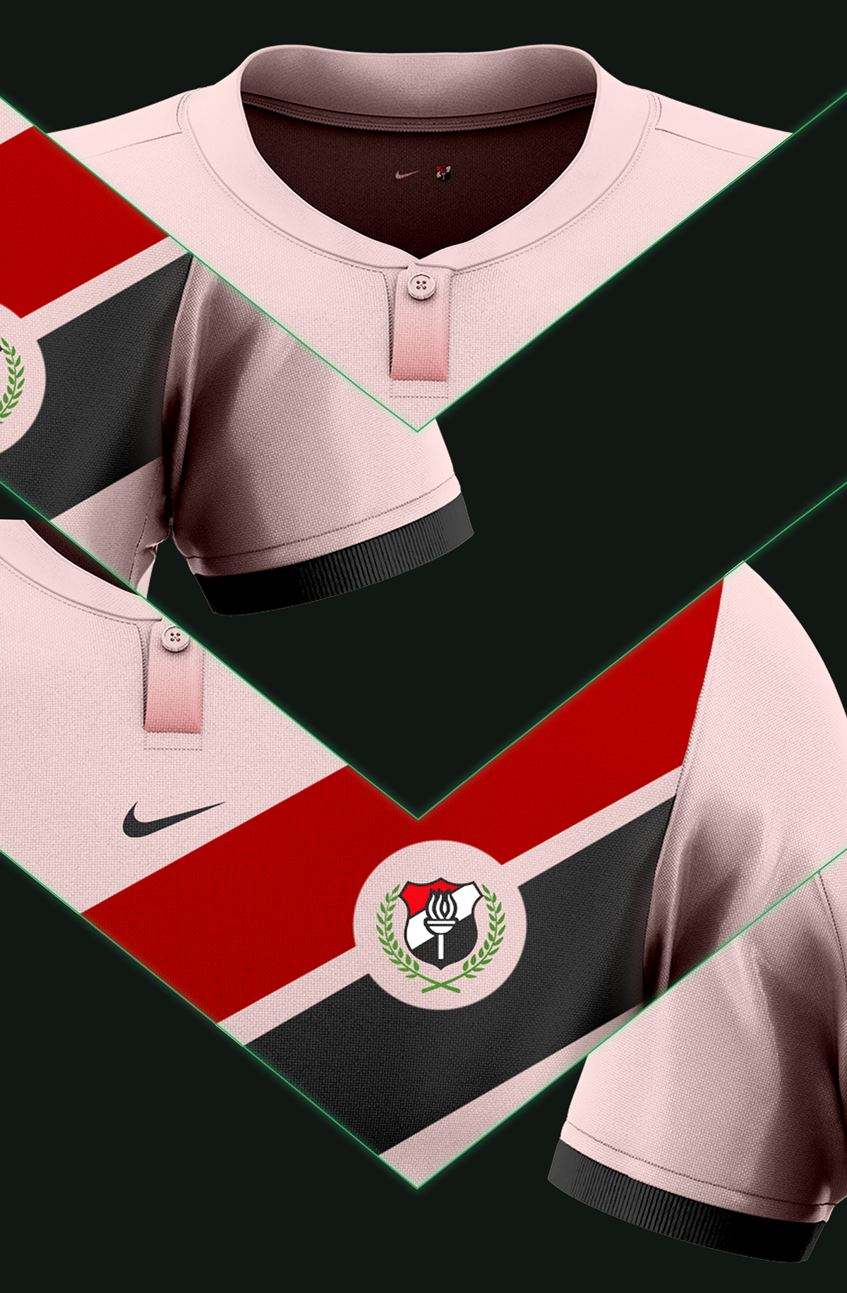 Buy Now | New Kits Egyptian Premier League teams on Pantone Canvas