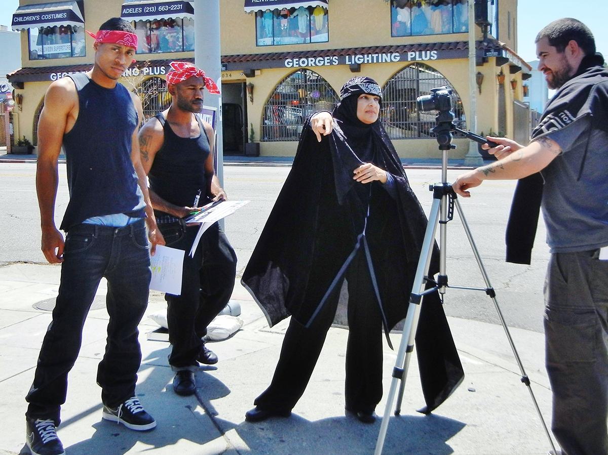 filmmaking on set behind the scenes