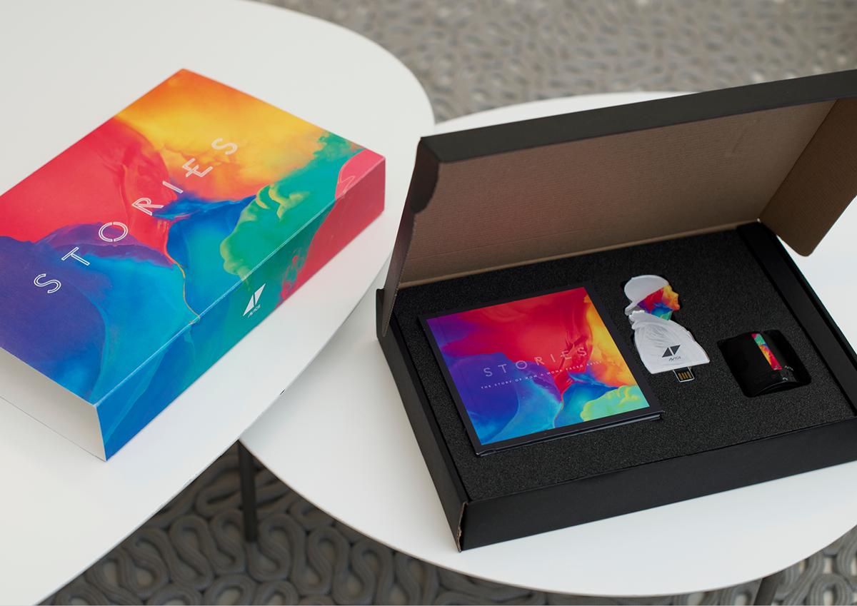 Avicii Stories Album On Behance