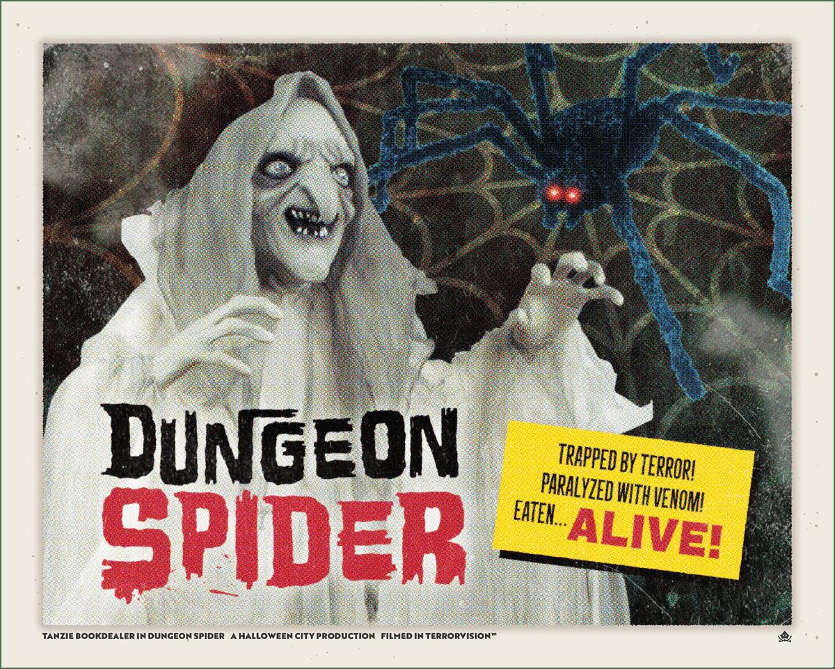 Dungeon Spider Movie Poster