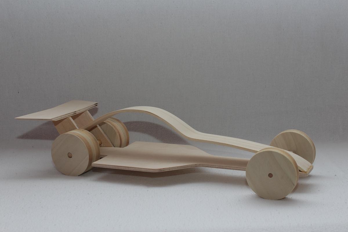 Wood Push Toys 34