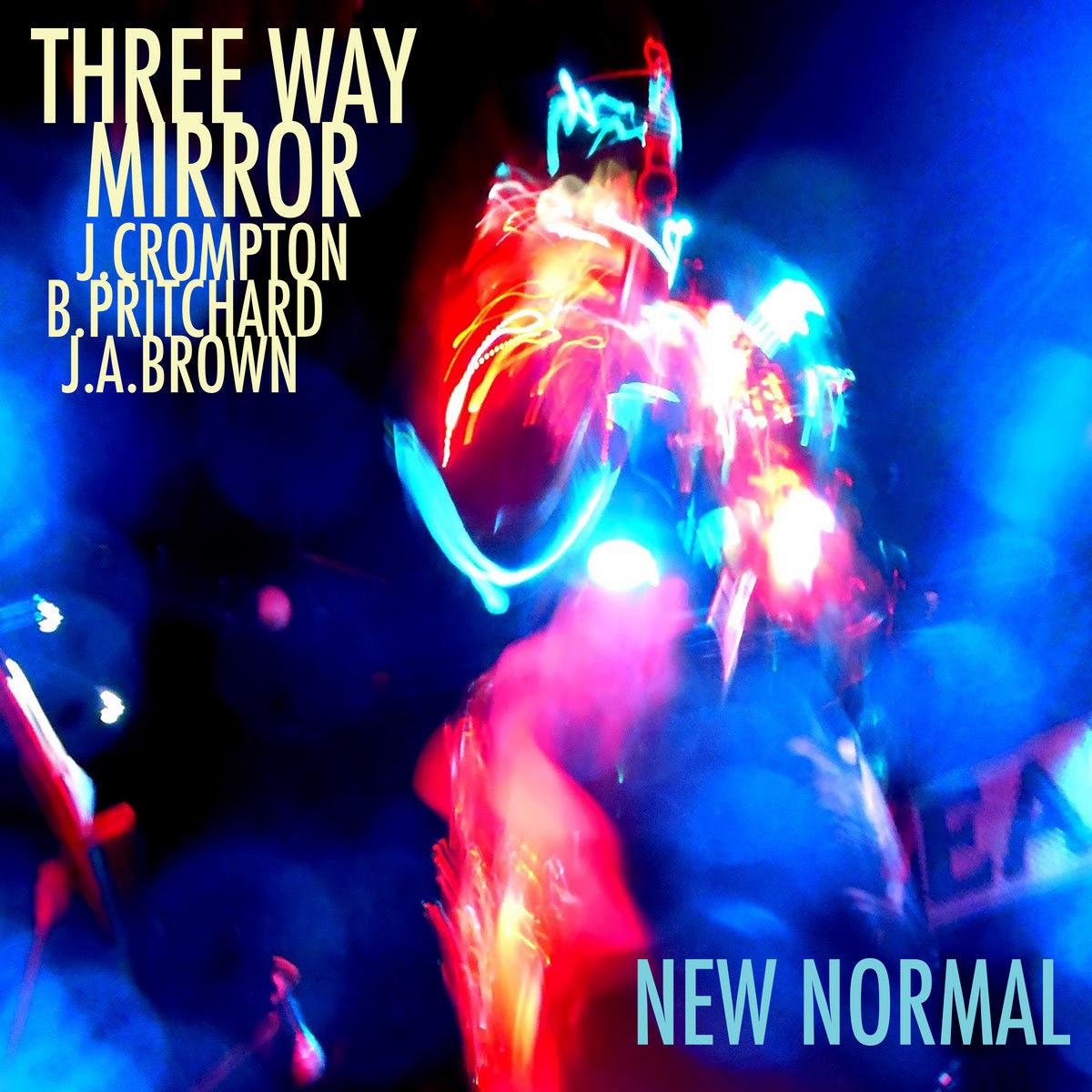 Album design by Colin Bragg for Three Way Mirror