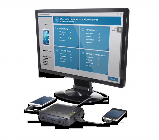 Cellebrite /// The Cellebrite Desktop on Behance