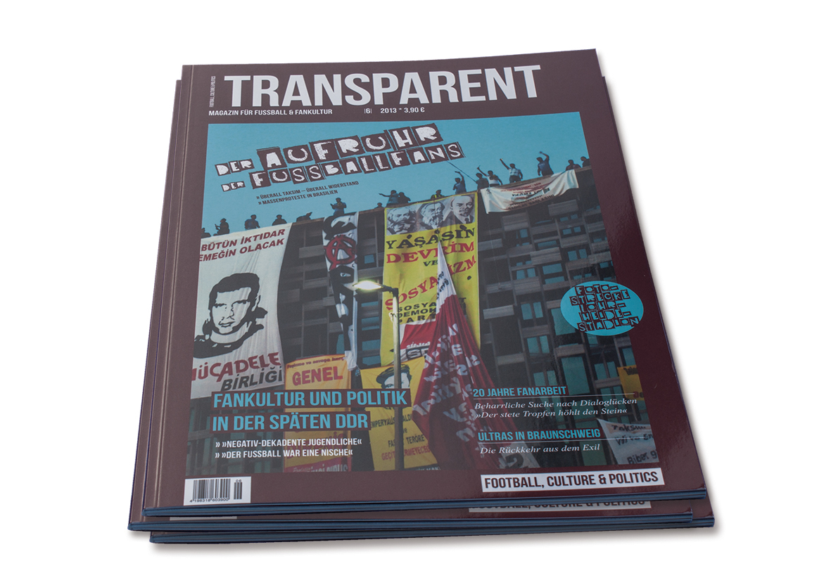 editorial Fussball politik magazin