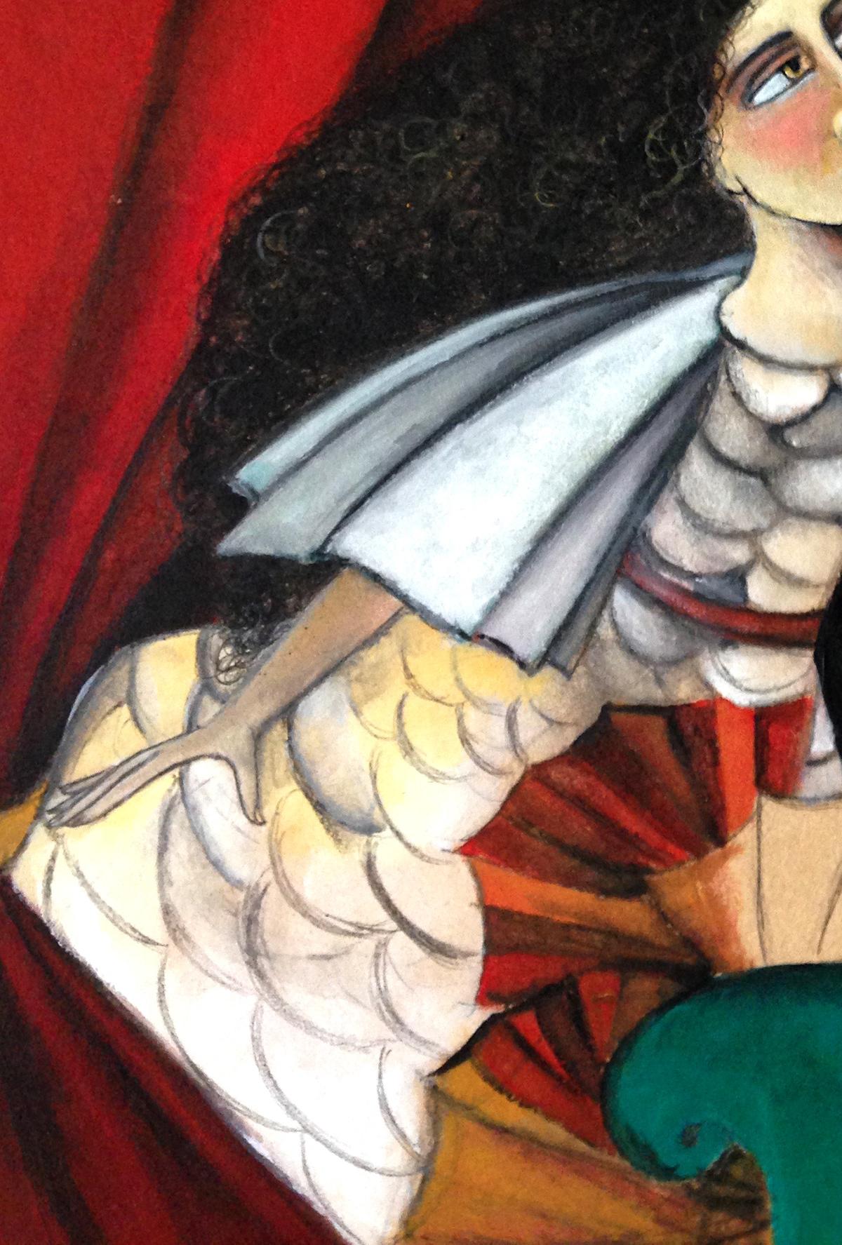 artalamar festivalartalamar ILLUSTRATION  illustrazione ilustracion teatro theater  veronicaleonetti
