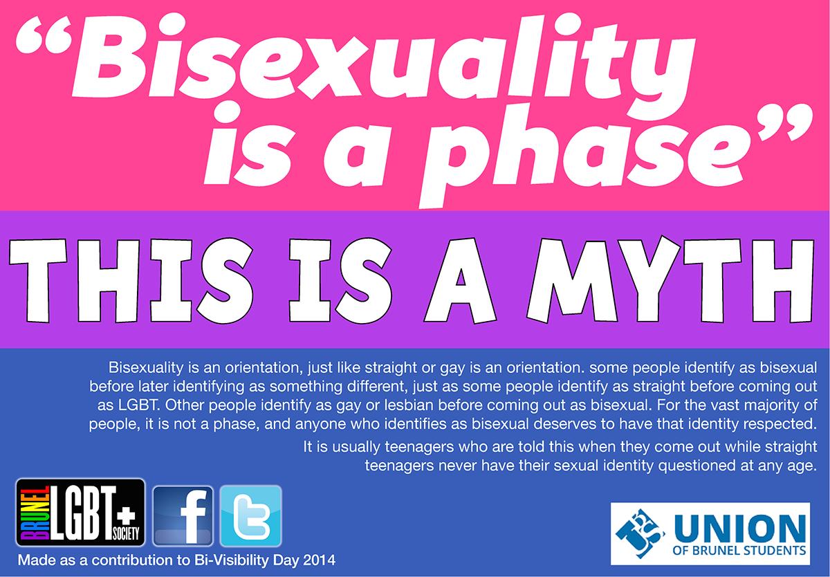 Bisexual myths