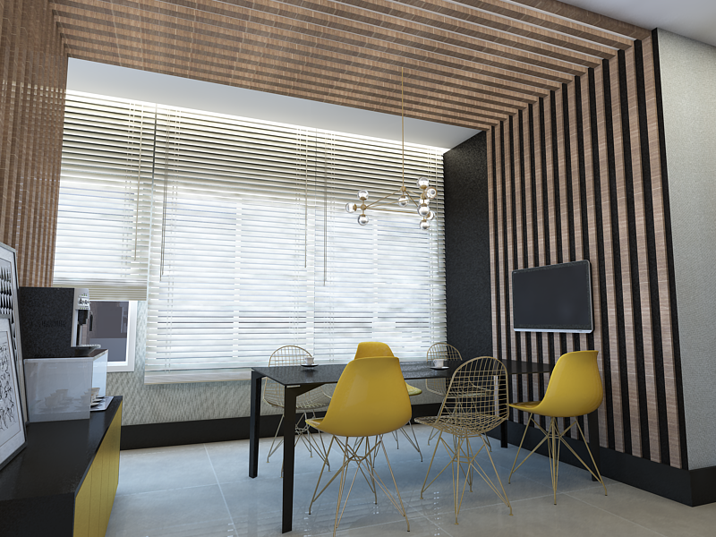 Small Office Interior Design Project On Behance