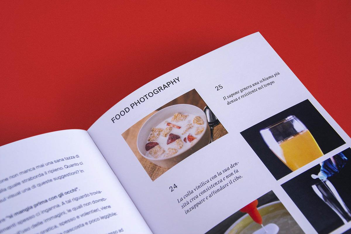 Image may contain: menu, book and fast food