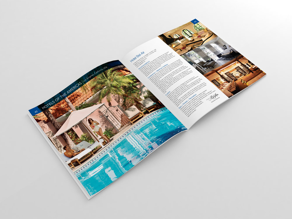Star diamond collection travel directory book on behance for Designer directory