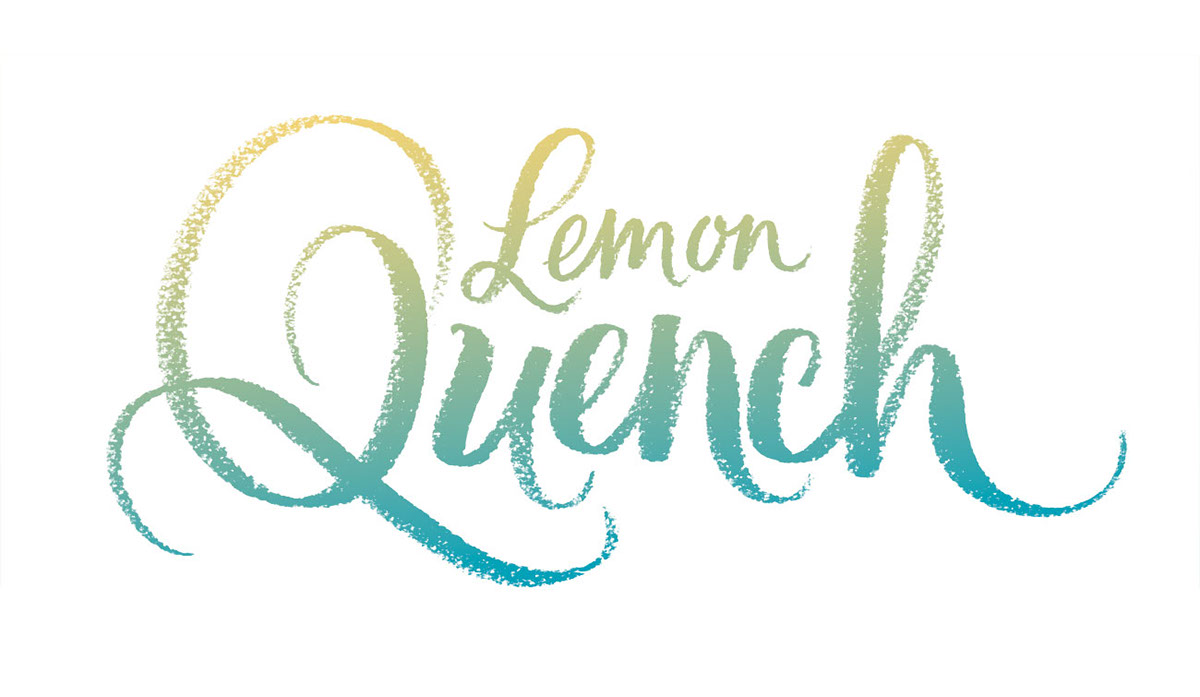 New brush lettering by iskra on behance