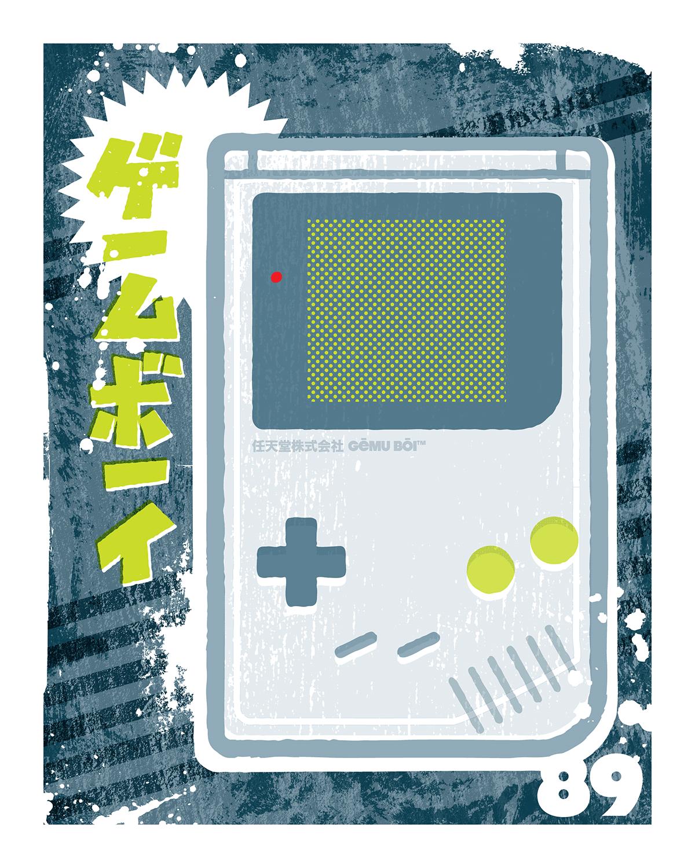 vector grunge screenprint