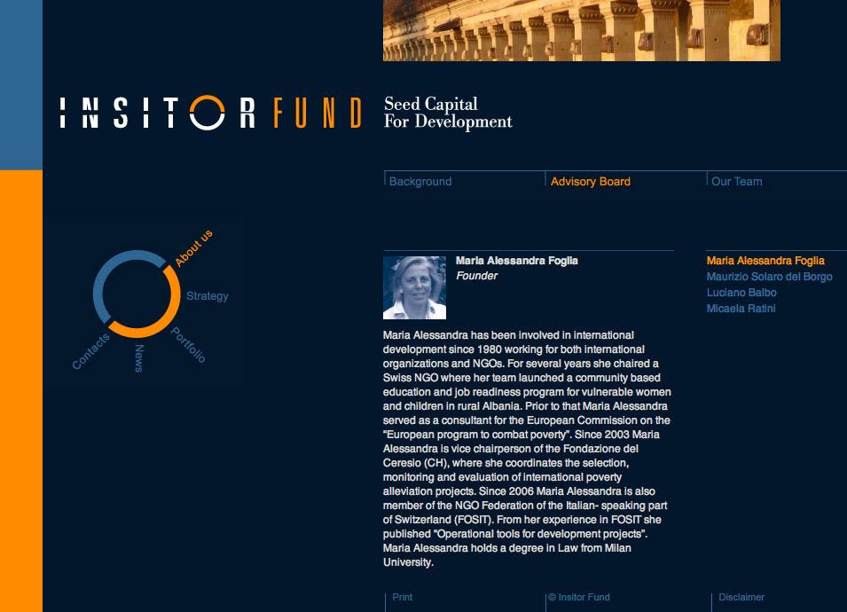 Insitor Fund / Cambodia