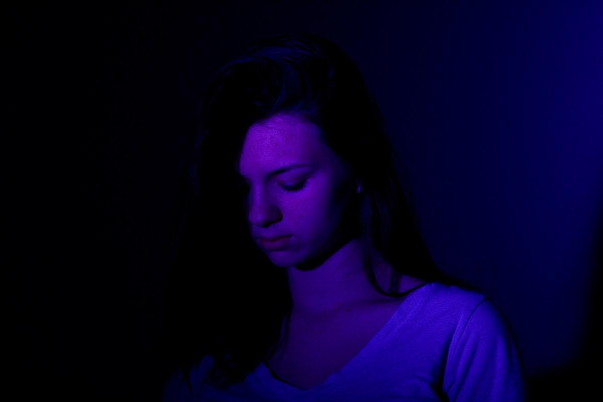 Image result for emotion photography using color gels