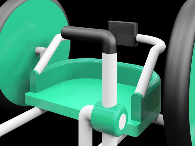 Row Cart On Behance