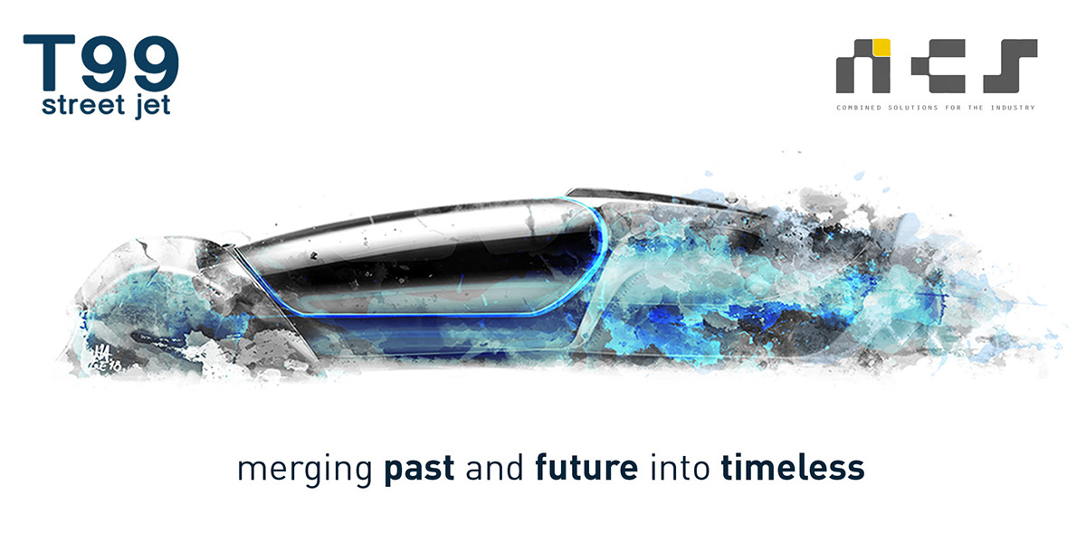 Autonomous bugatti street jet luxury hypercar ultrafast car sports car concept scale model design