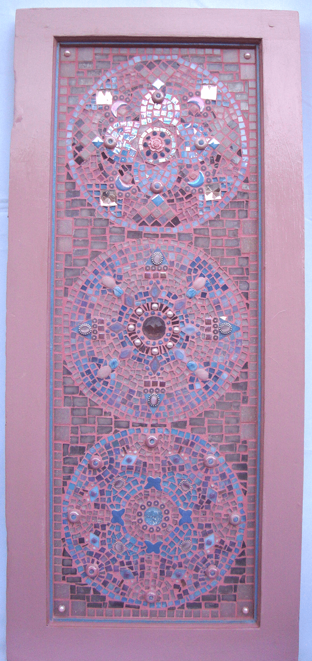 Image may contain: motif and art