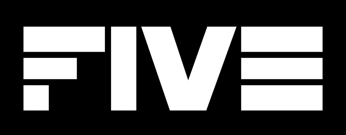 logo vector band dj identity sticker