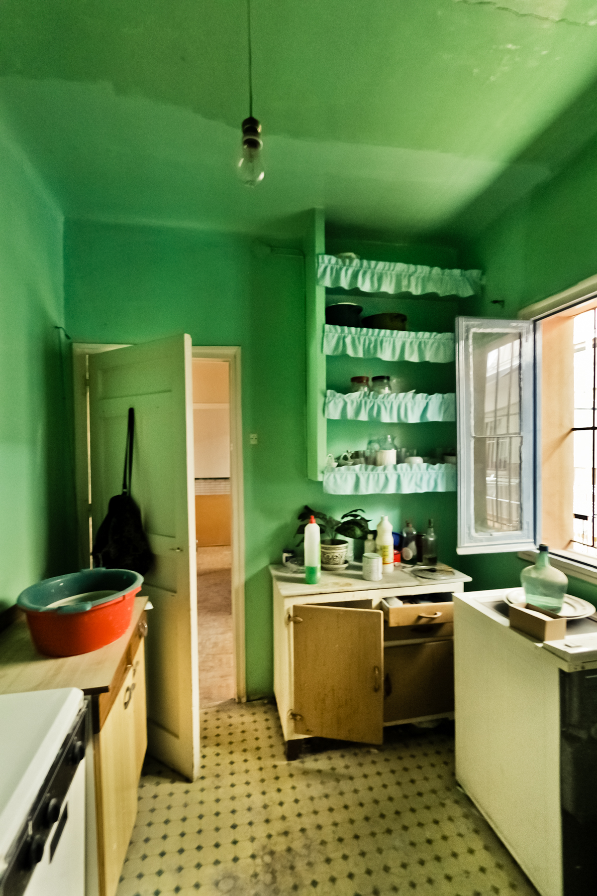 Reforma de vivienda de 50m2 c bravo murillo madrid on for Programa amueblar cocina