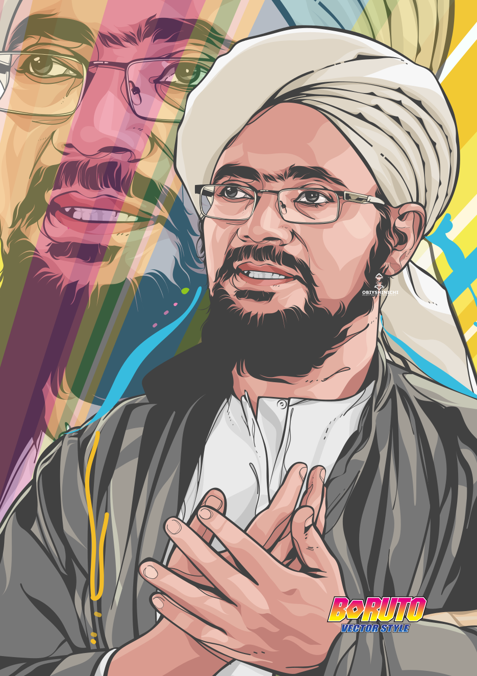 Habib Umar Ibn Hafidz on Behance