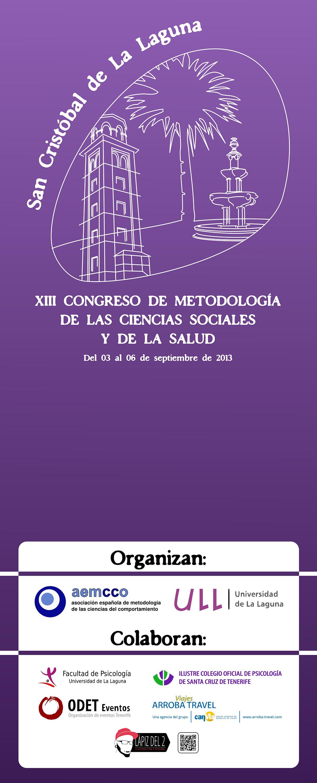 logo tenerife canarias scientific meeting graphic design