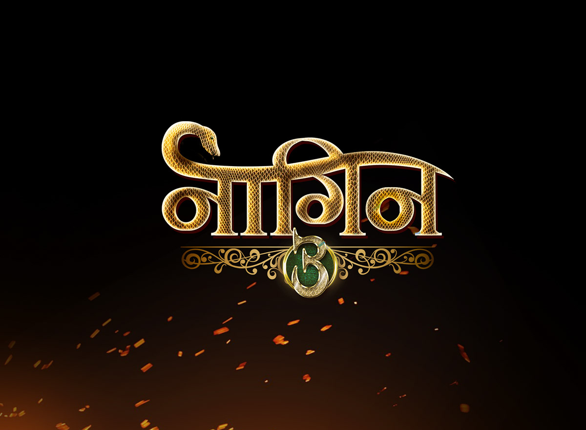 Nagin 3 TV Show on colors tv OUTDOOR on Behance