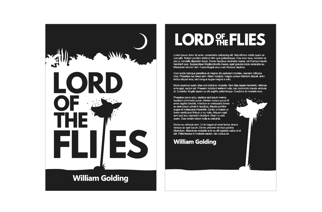 can lord flies william golding classified fable Lord of the flies (1954), his first and most important book, tells about a group of english school-boys alone on an island that turned into savages and denies the value of.