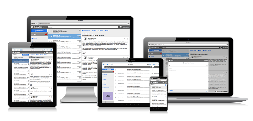 Email Responsive