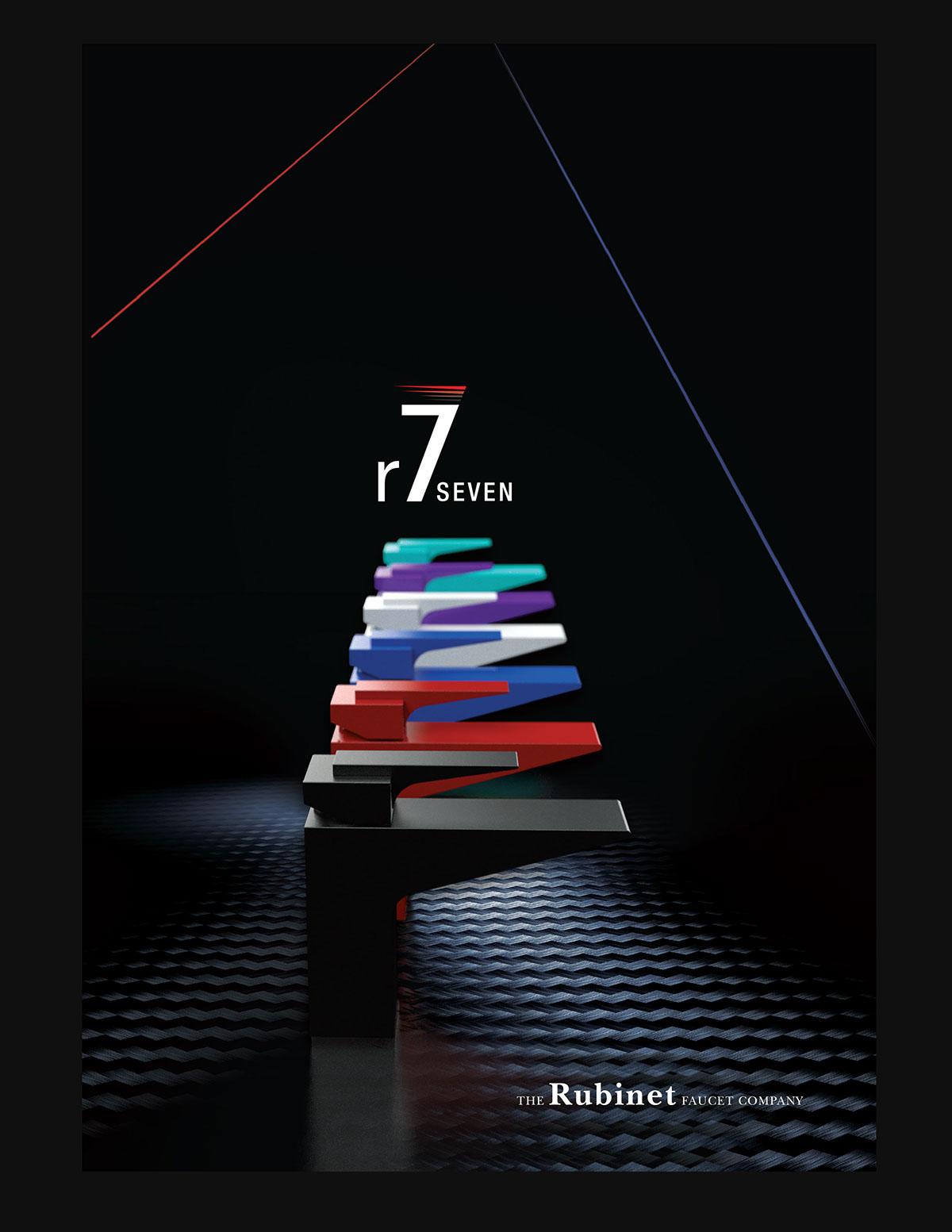 Illustrations of R-7 Series on Behance
