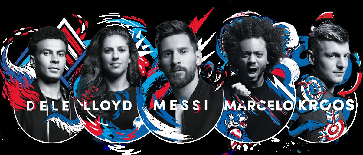 pepsi artist Graphic Designer messi soccer art campaign artistas diye diego jimenez