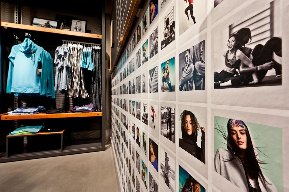 best sneakers 4e1c5 9ff2a Nike Store (Gran Via, Madrid)