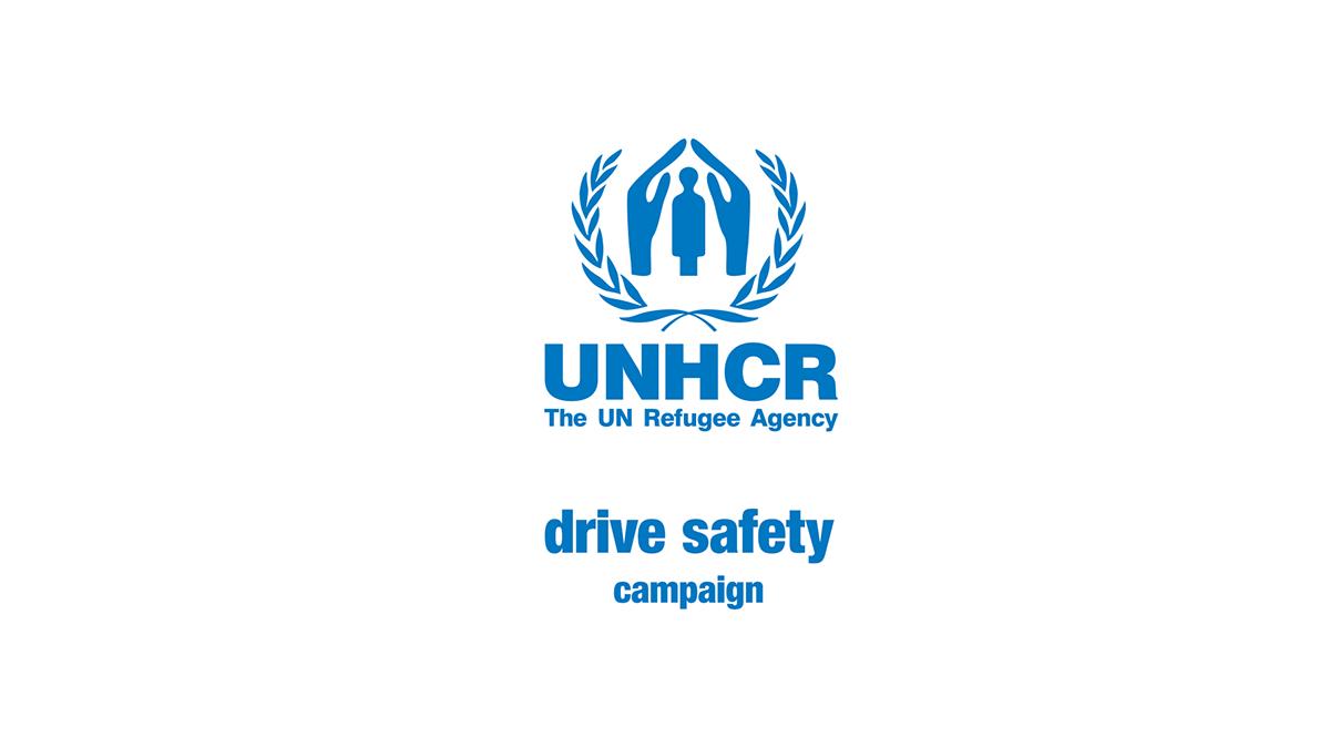 UNHCR drivesafety app Unity 3d