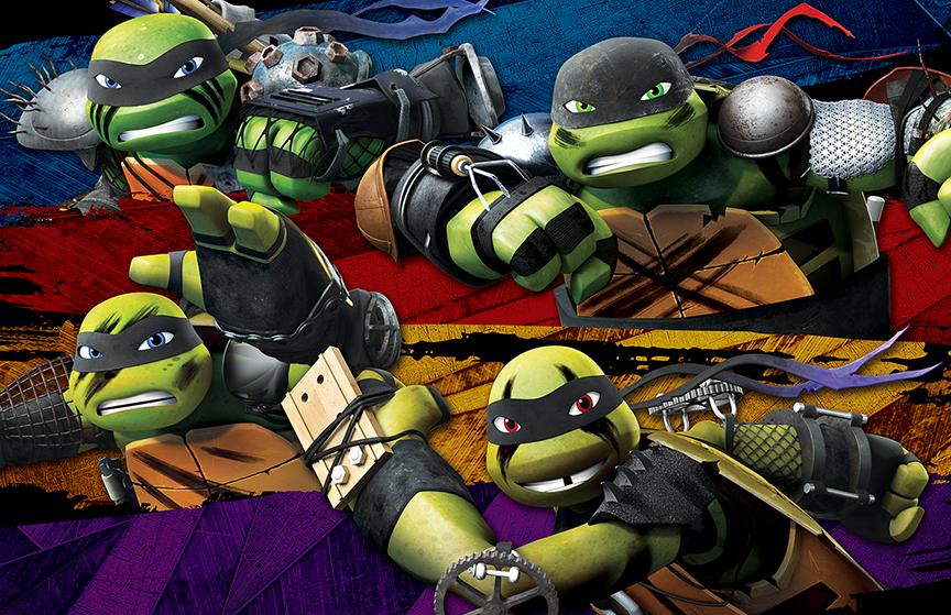 teenage mutant ninja turtles 2012 super shredder