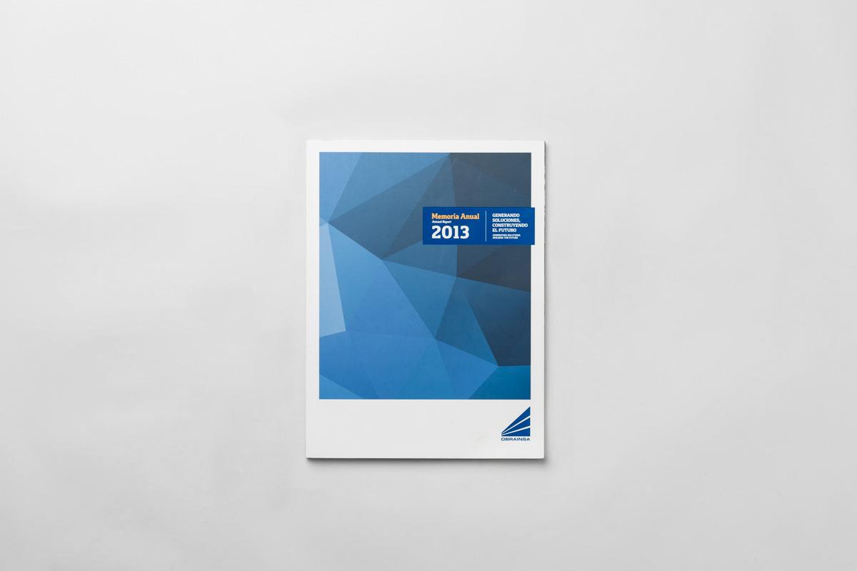 ANNUAL report annual report editorial
