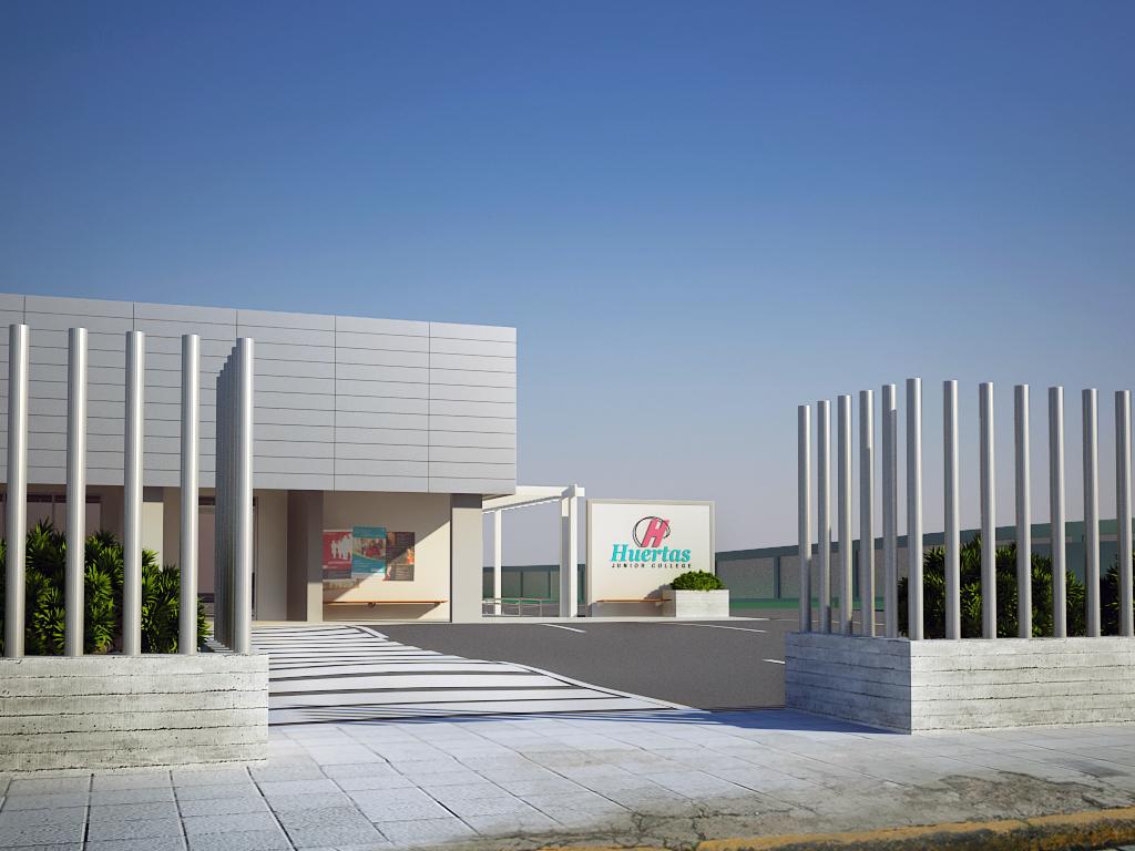Lab787 Huertas Junior College Design Proposal