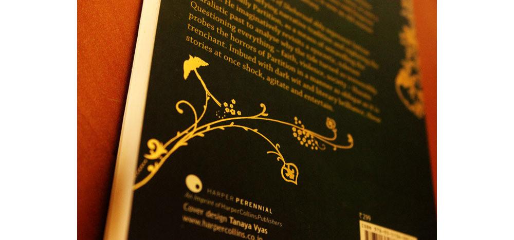 Book Cover Design harper collins india