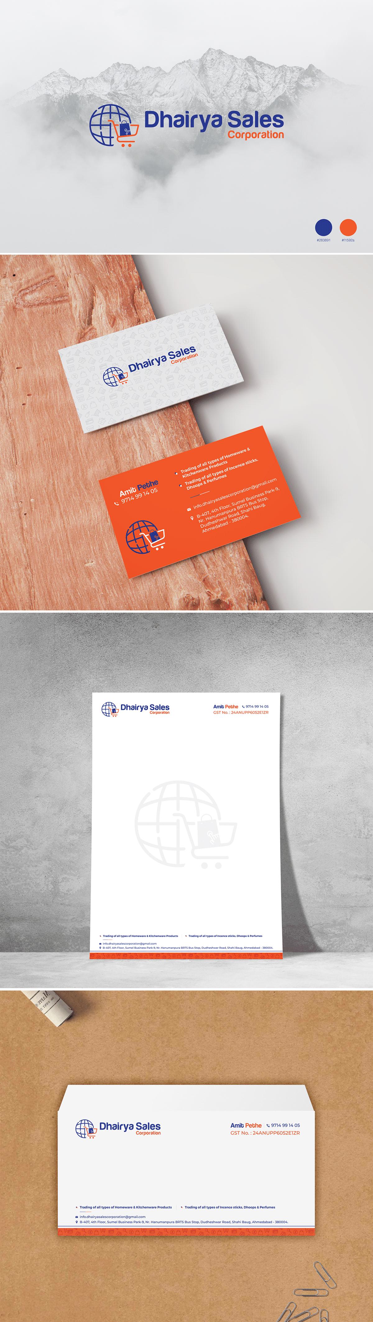 businesscarddesign envelopedesign letterheaddesign logodesign stationerydesign