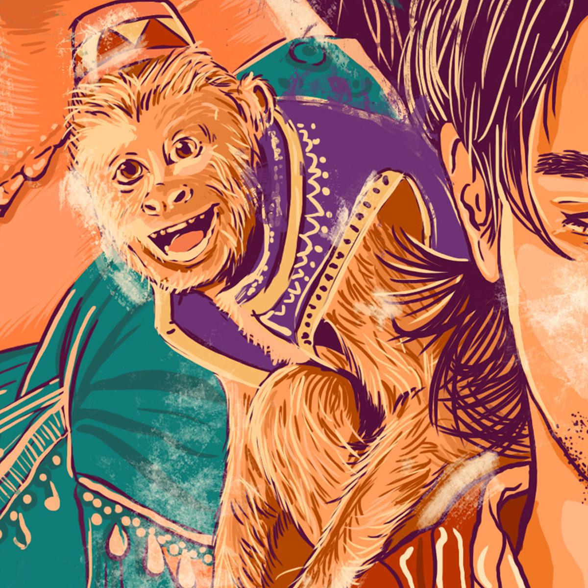 Aladdin Poster 2019 On Behance