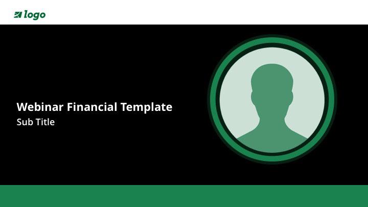 Financial Powerpoint Template On Behance