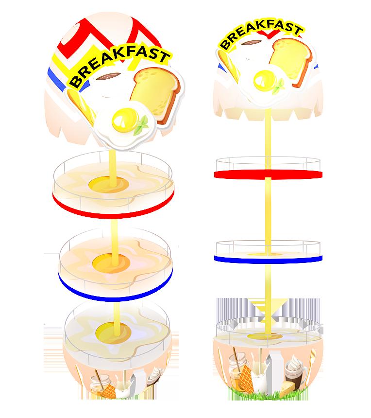 Image may contain: cartoon and birthday cake