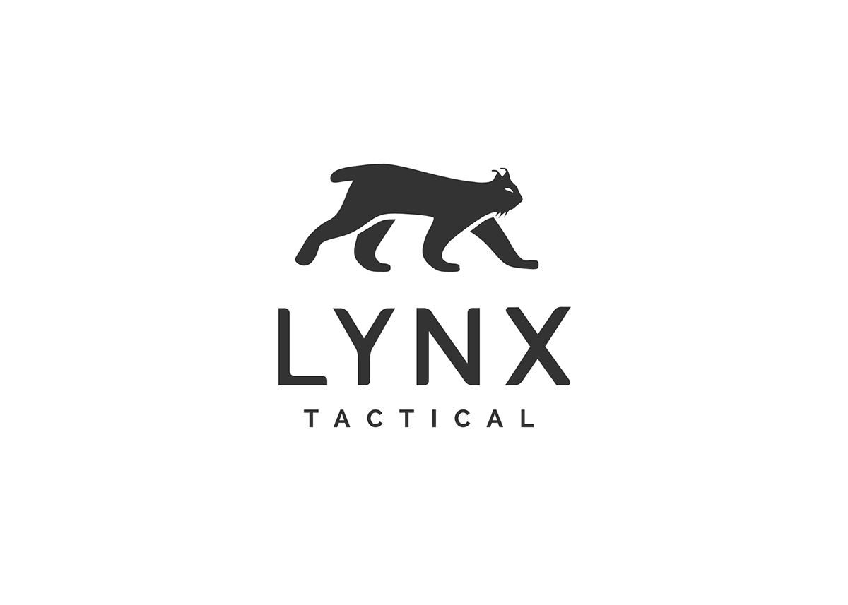 Military Defence police Gear equipment tactical operations survival logodesign logo norwegian lynx gaupe norsk Norge