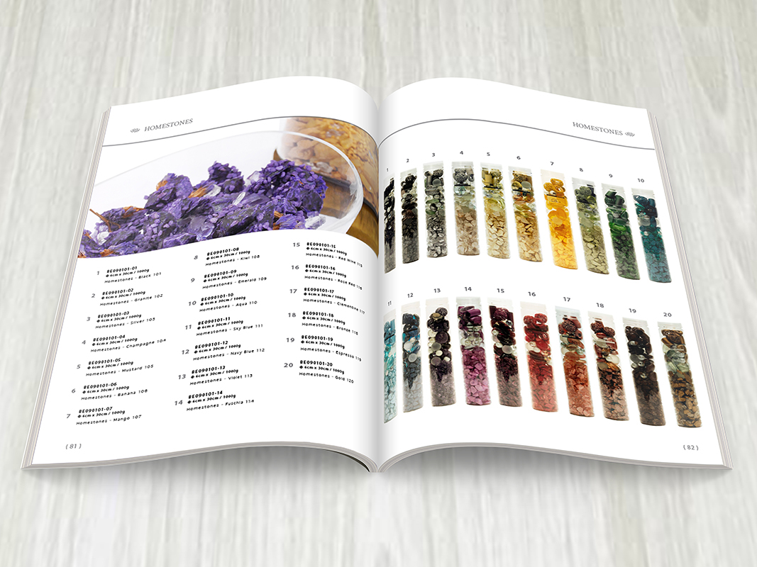 LaVallee catalog marketing   logo home decor wholesale giftware personal care